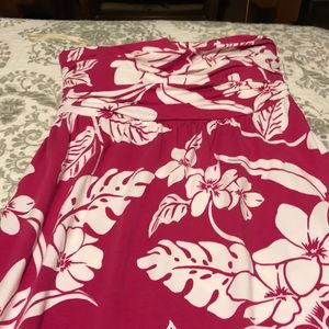 Tommy Bahama maxi sundress